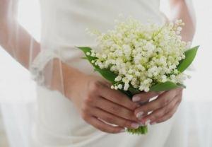 Ramos novia flores pequeñas