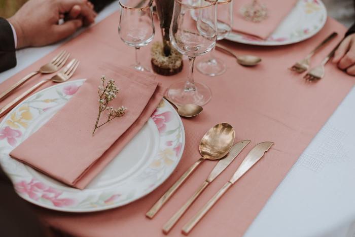 Decorar boda aire libre rústica y vintage 7