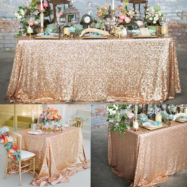 La importancia de la mantelería en un banquete de boda