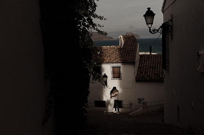 Fotografía boda Valencia Altea
