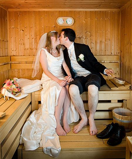 Saunas y Spas para bodas