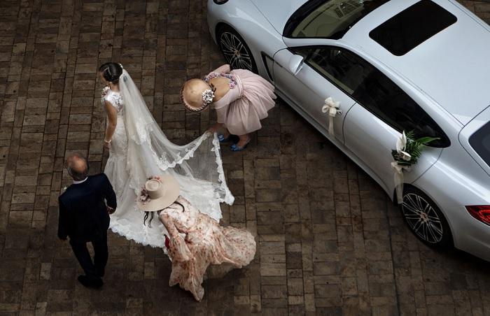 Fotografía de boda Valencia Niclas
