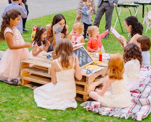 Animaciones infantiles para bodas: el mejor entretenimiento para peques
