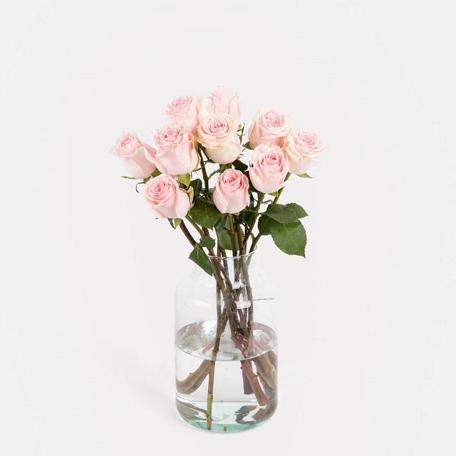Ramo de flores San Valentín con rosas Sweet Dolomiti
