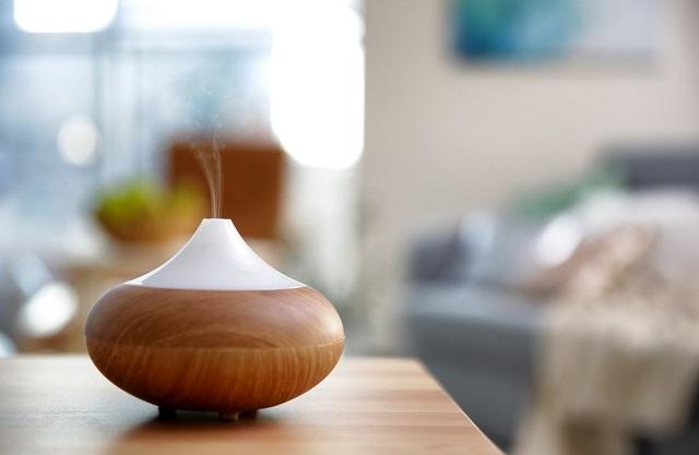Beneficios aromaterapia hogar