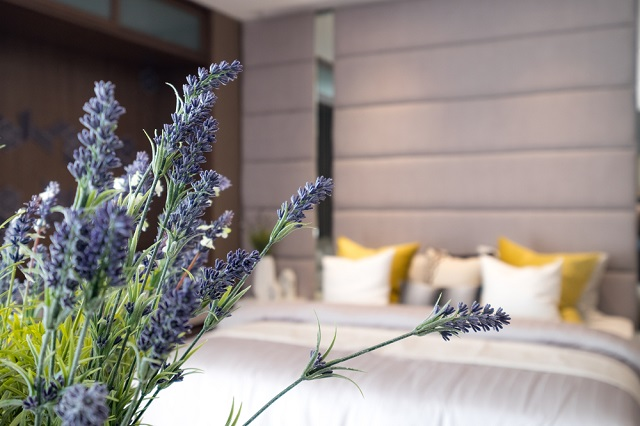 Beneficios aromaterapia dormitorio