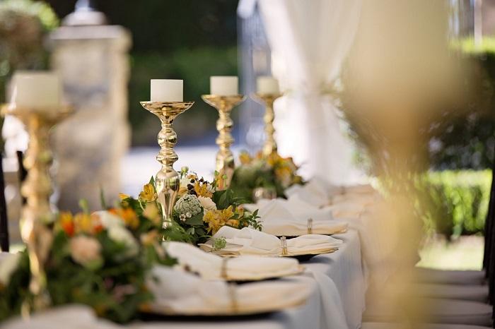 Casarse al aire libre, la boda más romántica