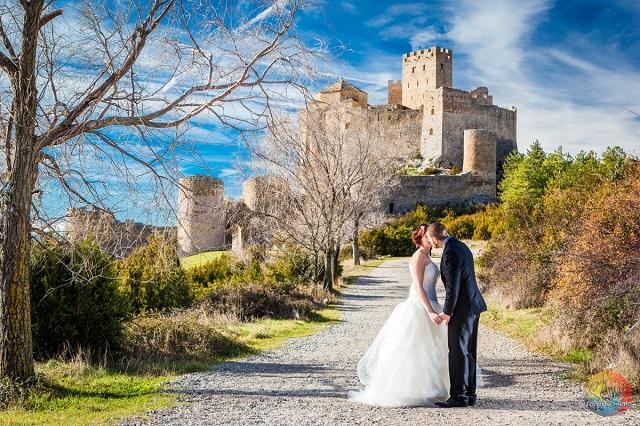 Los edificios más sorprendentes para celebrar una boda de ensueño