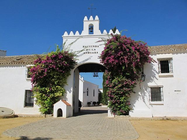 Hacienda la Andrada celebrar boda