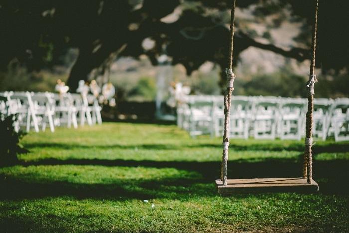 Cómo preparar el jardín para una boda en casa