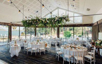 ¿Mesas de boda en un restaurante con o sin mantel?
